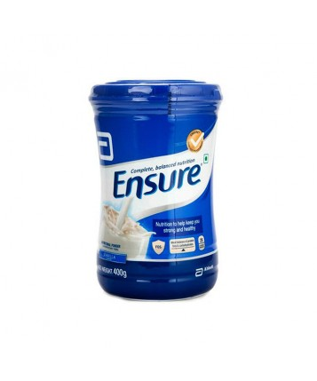 Ensure Vanilla(400gm)