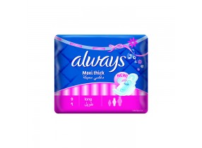 Always Maxi Thick(Single Pack Long/Extra Long)