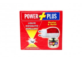 Power Plus Liquid Mosquito Repellent