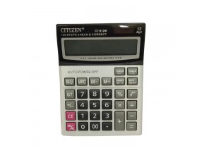 12 Digit Citizan Calculator M-912m