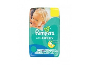 Pampers Mega Size 6(48pcs)