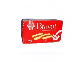 Bravo Biscuits Half Roll(Pack of 6)