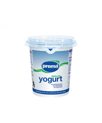 Prema Pure Yogurt 500gm