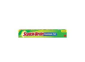 Scotch Brite Aluminum Foil