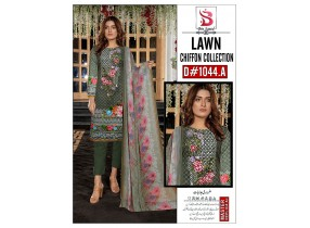 Unstitched Lawn Chiffon Collection for Summer 2020