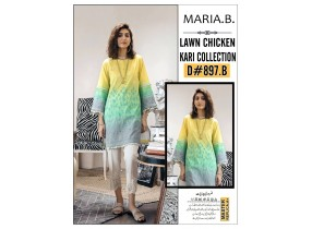 Unstitched Lawn Chicken Collection for Summer 2020