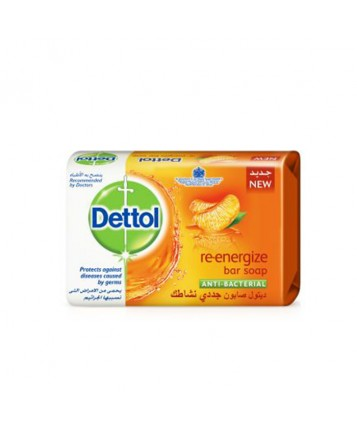 Dettol Re-energize Soap (130gm)