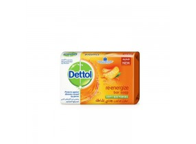 Dettol Re-energize Soap (85gm)