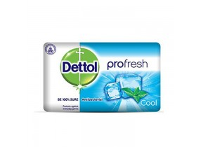 Dettol Profresh Cool Soap (170gm)