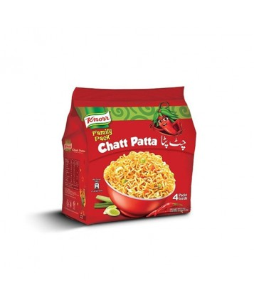 Knorr Chatt Patta Noodles (Pack of 4)