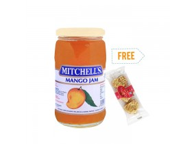 Mitchell's Mango Jam (340gm)+Mitchell's Heart Chocolate