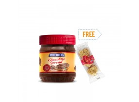 Mitchell's Chocolate Spread (350gm)+ Mitchell's Heart Chocolate
