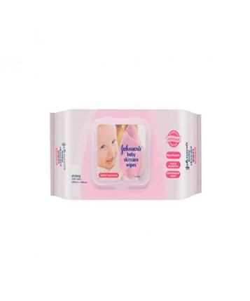 Johnson Baby Skin Care Wipes (84 Pcs)