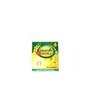 Seasons Canola Oil 5Ltr Pouch