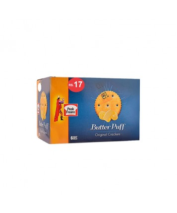 Butter Puff Half Biscuits Roll (Pack of 6)
