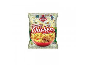 Chunky Chicken Noodles