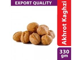 Walnut/Akhrot (Kaghzi-330gm)