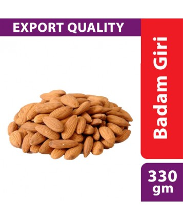 Almonds/Badam(Giri-330gm)