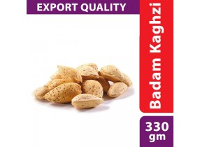 Almonds/Badam 330gm (Kaghzi)