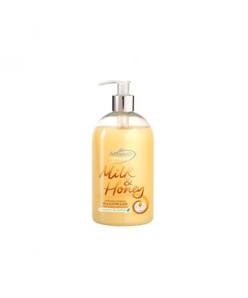 ASTONISH MILK HONEY HAND WASH 500ML