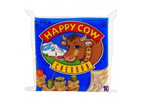 Happy Cow Chadder Cheese 200gm