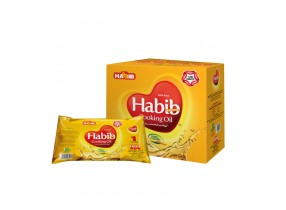 Habib Cooking Oil(5ltr pouch)