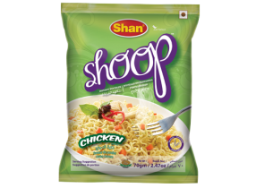 Shoop Chicken Noodles(65gm)