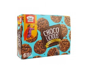 Chocolicious Half Roll Biscuits (Pack of 6)