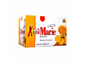 Marie Half Roll Biscuits (Pack of 6)