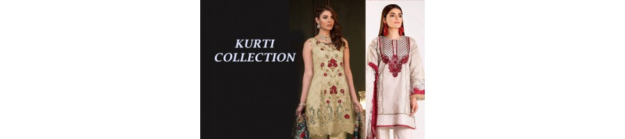 Unstitched Kurti Collection 2020