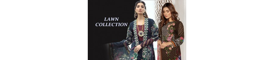 Unstitched Lawn Collection 2020