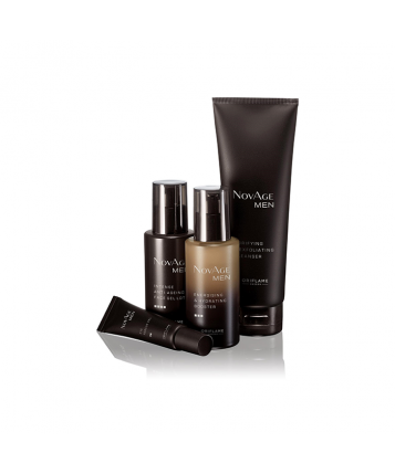 Oriflame Novage Men Set (4 Standard Size Products)