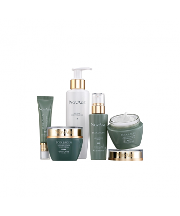 Oriflame Novage Ecollagen Wrinkle Power Set (Set Of 5 Full Size Products)