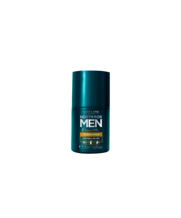 Oriflame North For Men Recharge Deo Roll- On 48H 50ML