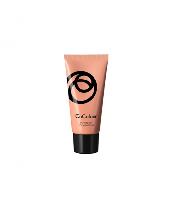 Oriflame On Colour Power Up Foundation (Warm Ivory) 30g