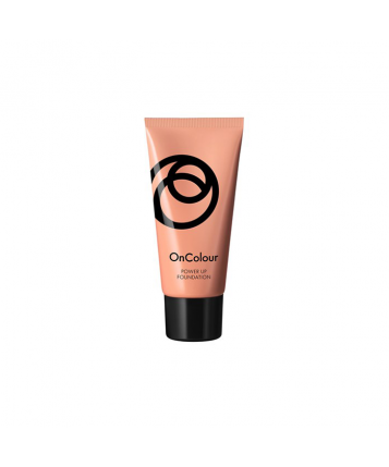 Oriflame On Colour Power Up Foundation (Dark Beige) 30g