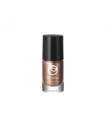 Oriflame OnColour Nail Polish (Dazzle Gold) 5ml