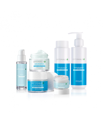 Oriflame Optimals Hydra Radiance SET (6 Standard Size Products)