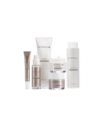 Oriflame Optimals Even Out Set 6 Standard Size Products