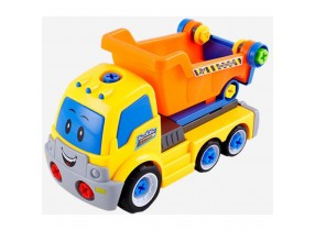 Build & Play Loader Truck