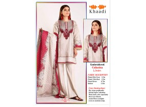 Unstitched Linen Kurti for Summer 2020
