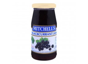 Mitchell's BlackCurrant Jam(340gm)