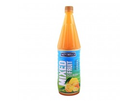 Mitchell's Mixed Fruit Squash(1.4ltr)