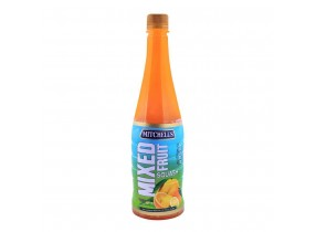 Mitchell's Mixed Fruit Squash(800ml)