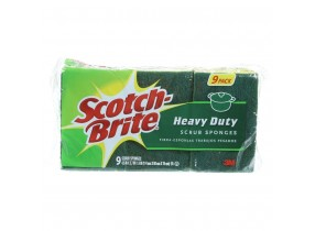 Scotch Brite(No Sponge)