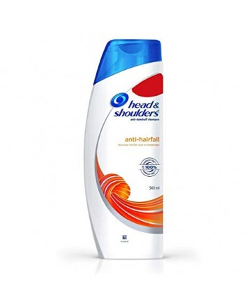 Head & Shoulders Shampoo(Anti Hairfall-200ml)